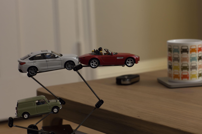 Tootle car jump rigs