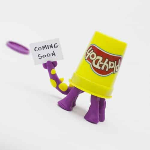 Play doh coming soon