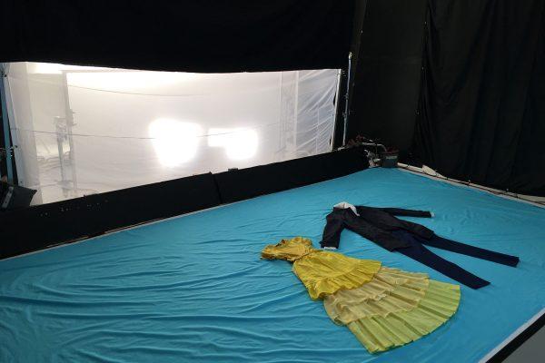 Testing costumes