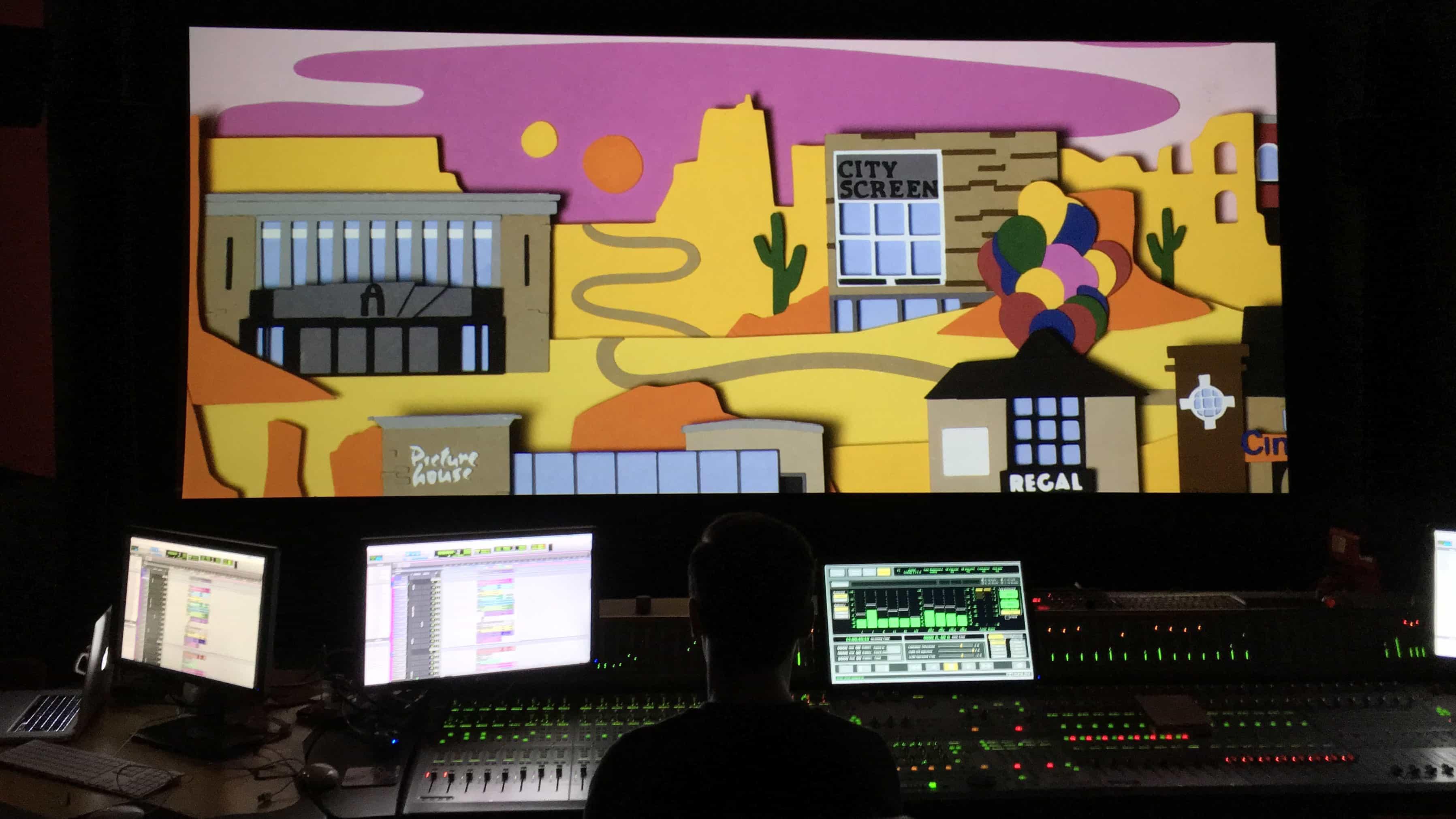Sound Mix Picturehouse