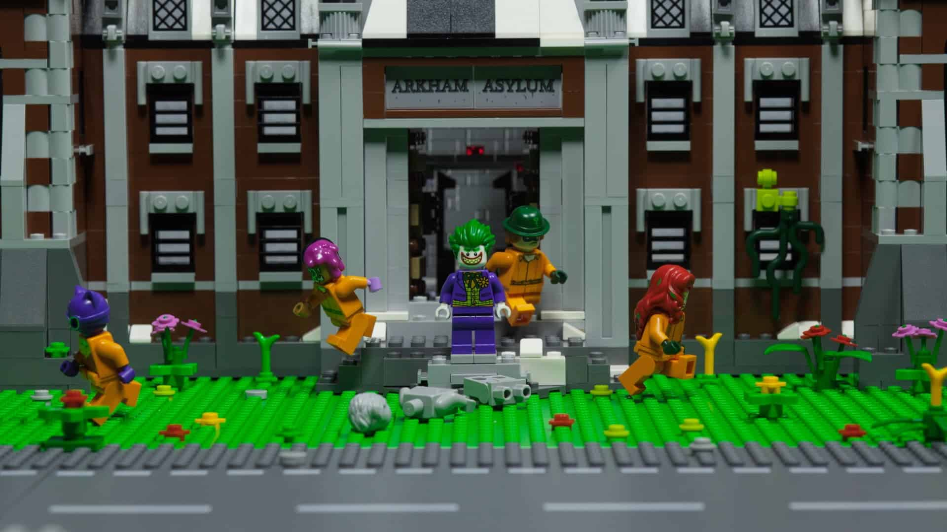 Lego Bat World