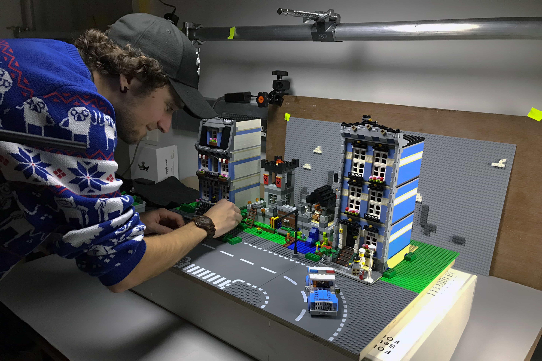 Lego BTS set