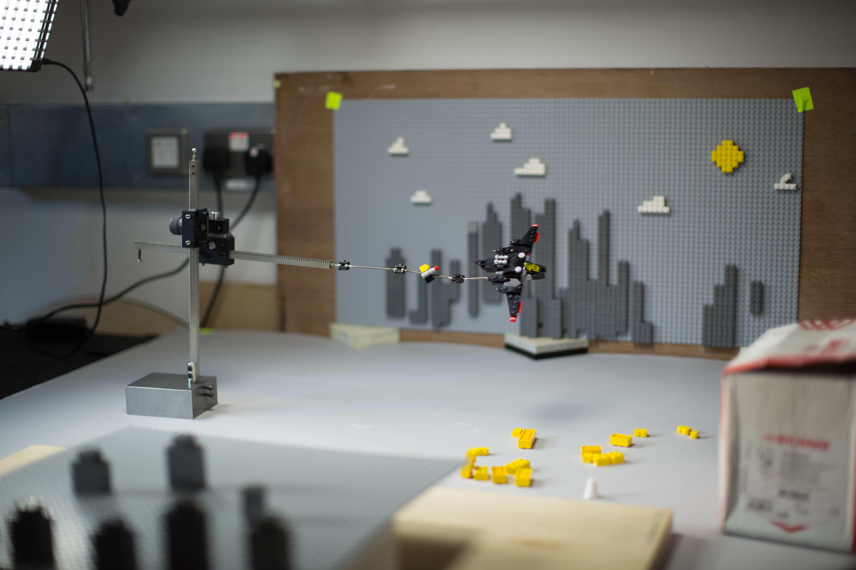 Lego BTS the city