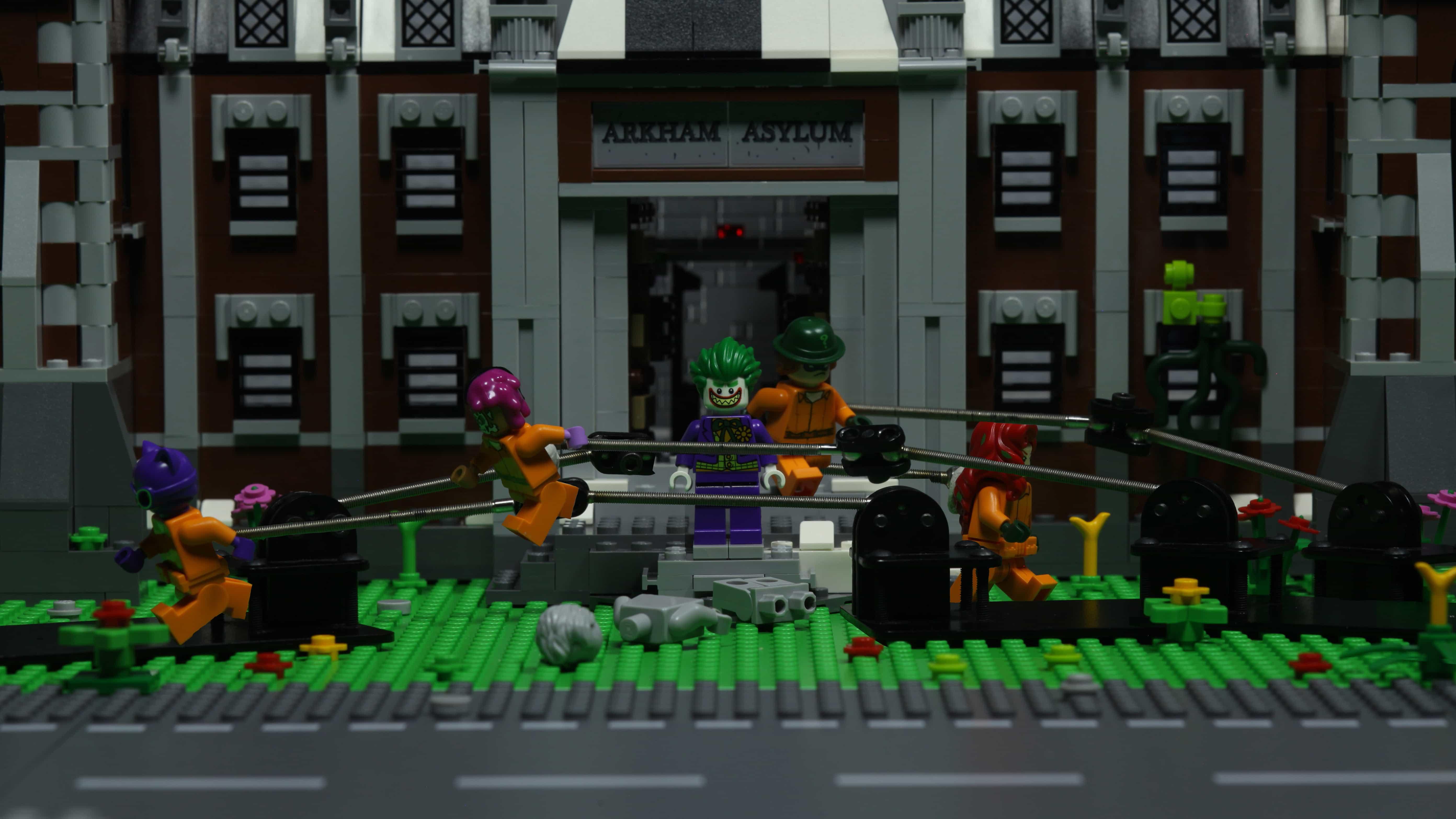 LEGO before