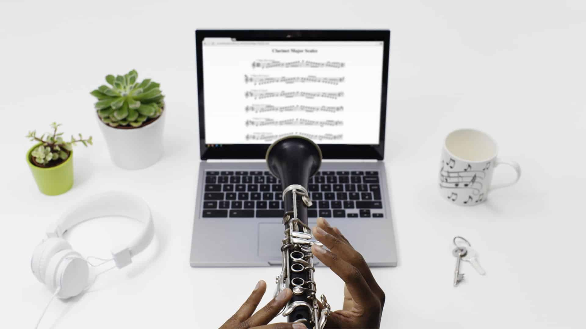 Google Magic clarinet