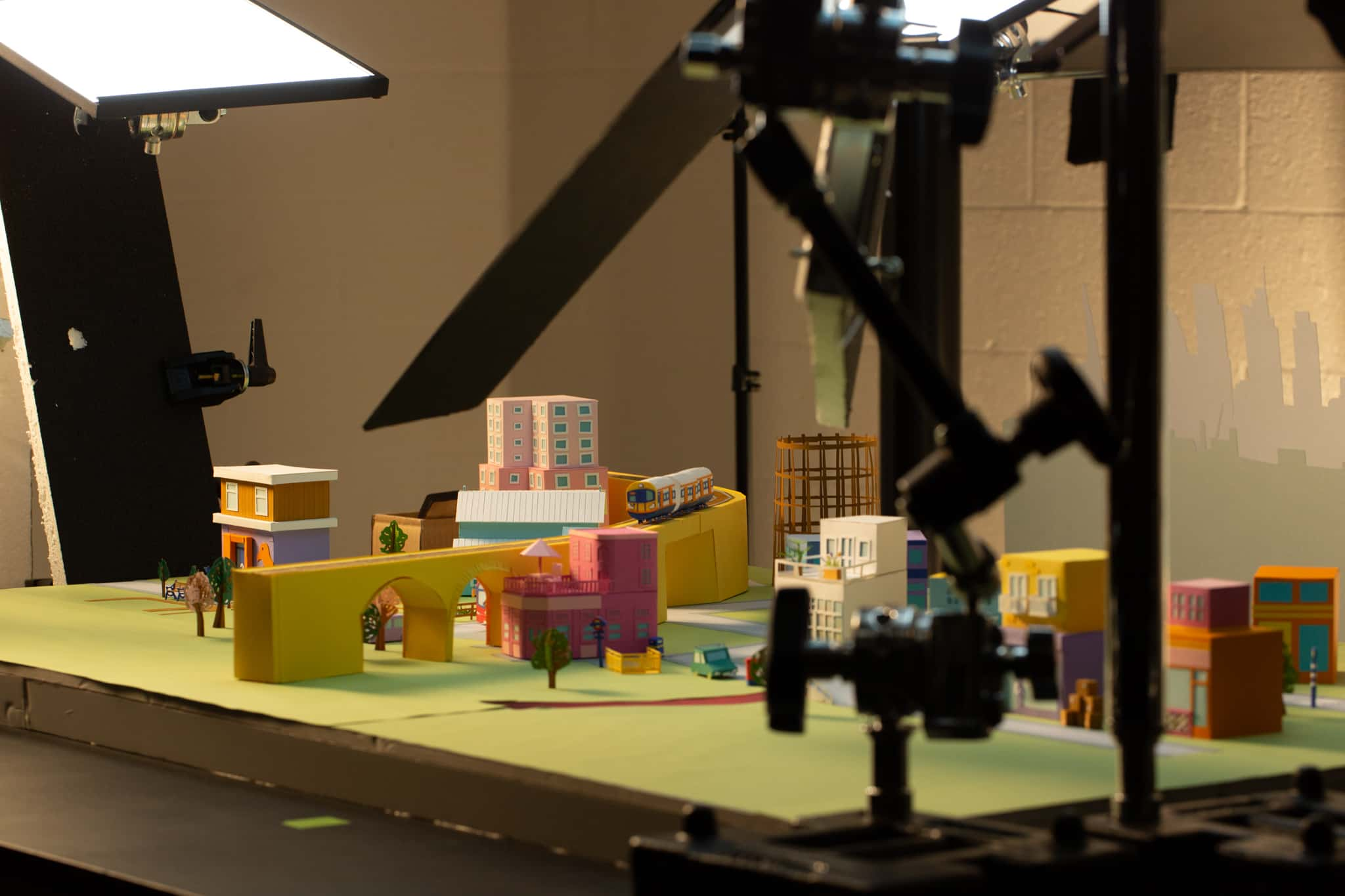 We have moved animation set