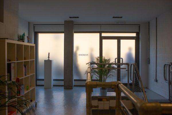 Picturesmith studio window